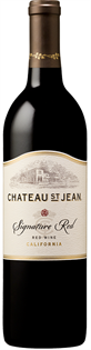 Chateau St Jean Signature Red 750ml